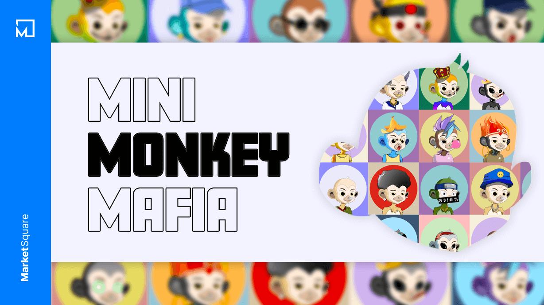 Discovery of the Day - Mini Monkey Mafia Banner