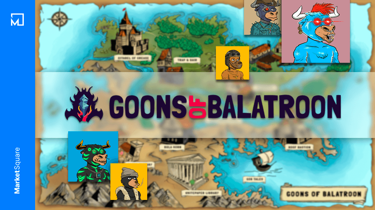 Discovery of the Day - Goons of Balatroon Banner