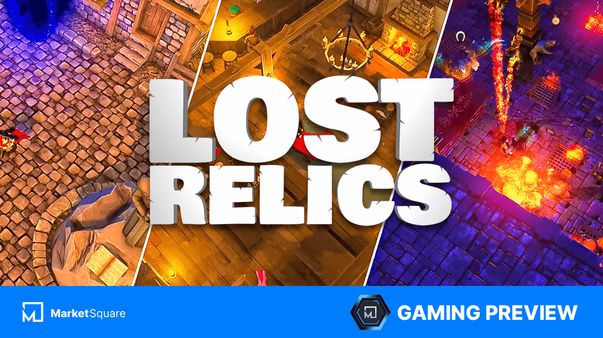 Preview: Lost Relics (Alpha) Banner