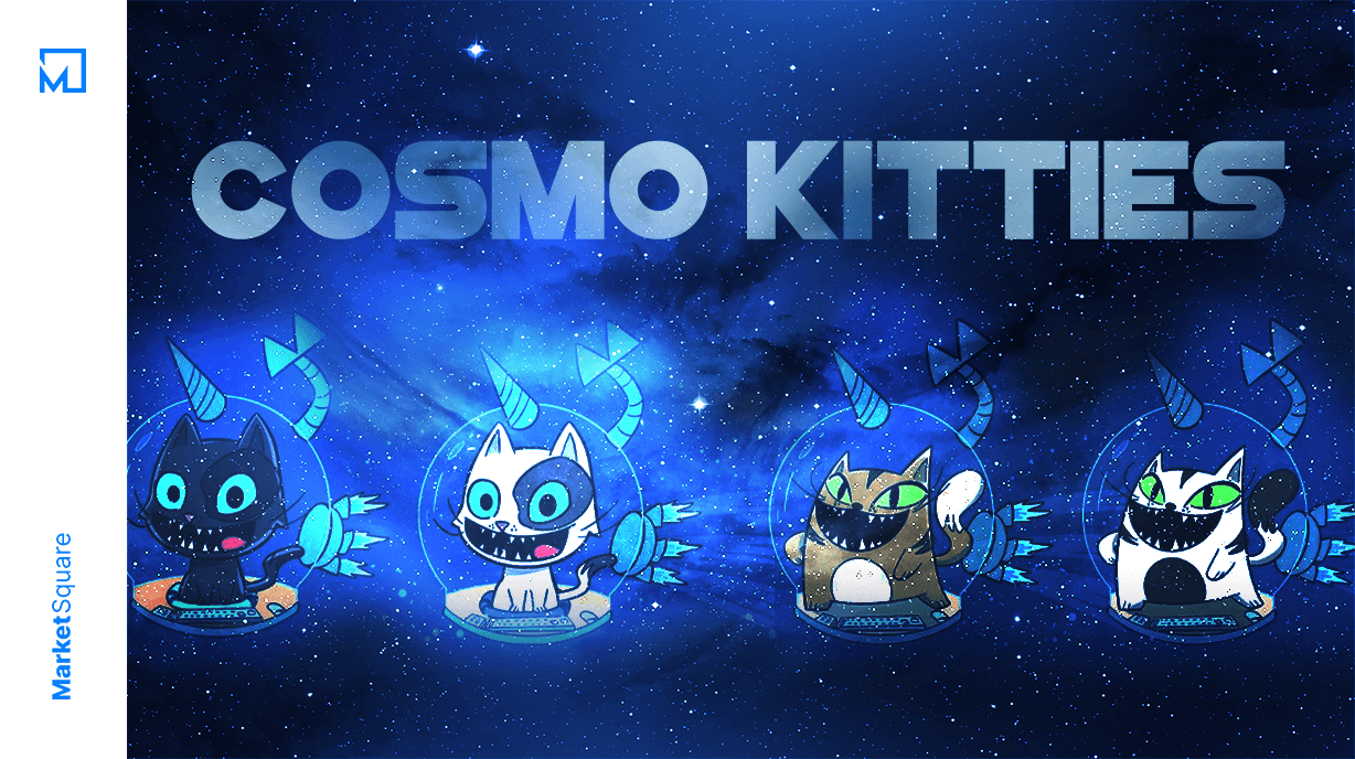 Discovery of the Day - Cosmo Kitties Banner