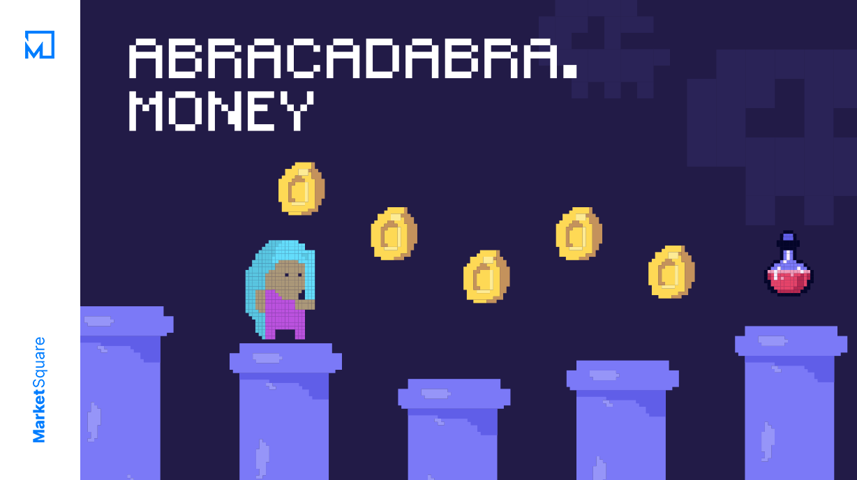 Discovery of the Day - Abracadabra.Money Banner
