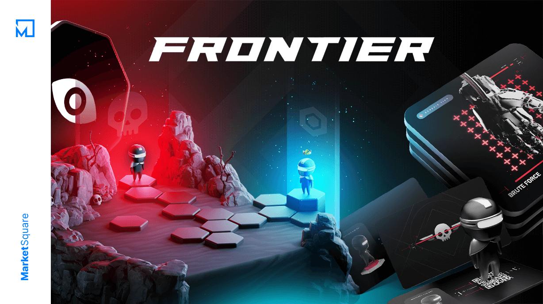 Frontier - Online Blockchain Battle Royale Banner