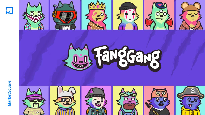 Fang Gang - Fangtastically Fresh NFTs Banner