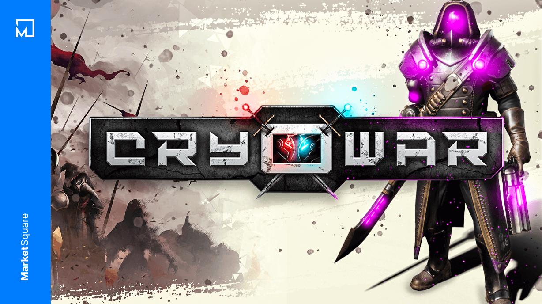 Cryowar - Epic Blockchain Arena Brawler Banner