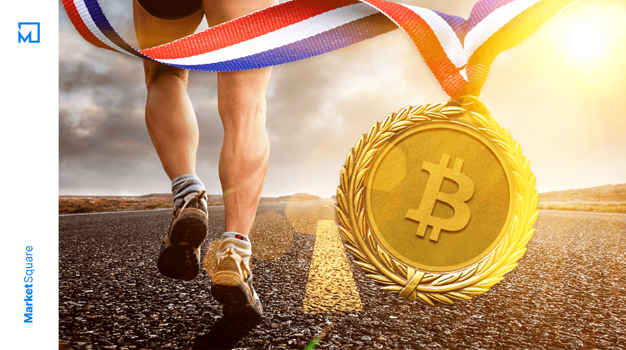 Tokenizing Sports - How Cryptocurrency Could Revolutionize Professional and Collegiate Athletics Banner