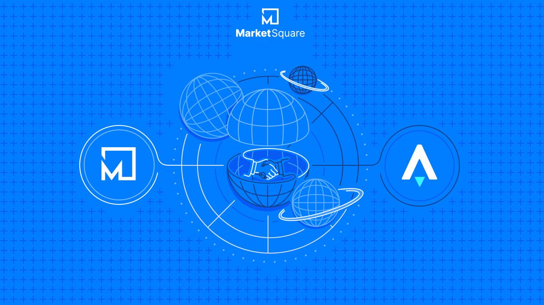 Star Atlas Comes to MarketSquare! Banner