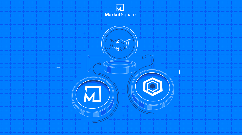 Ramp DeFi Joins MarketSquare! Banner
