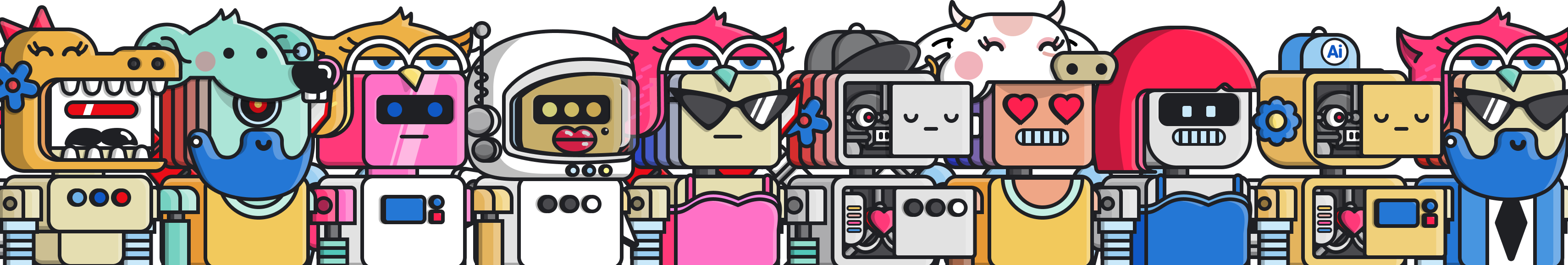 Discovery of the Day - Robotos Banner
