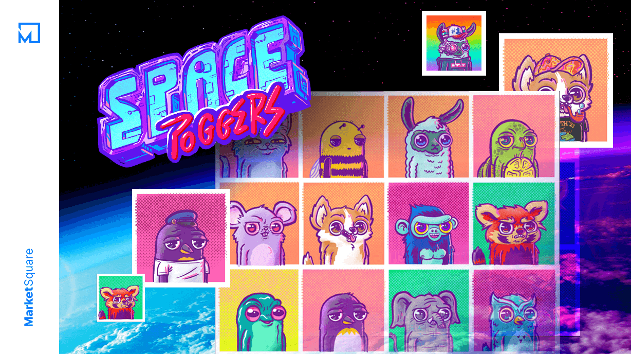 Pogtastrophy - Summing Up the Space Poggers Launch Banner