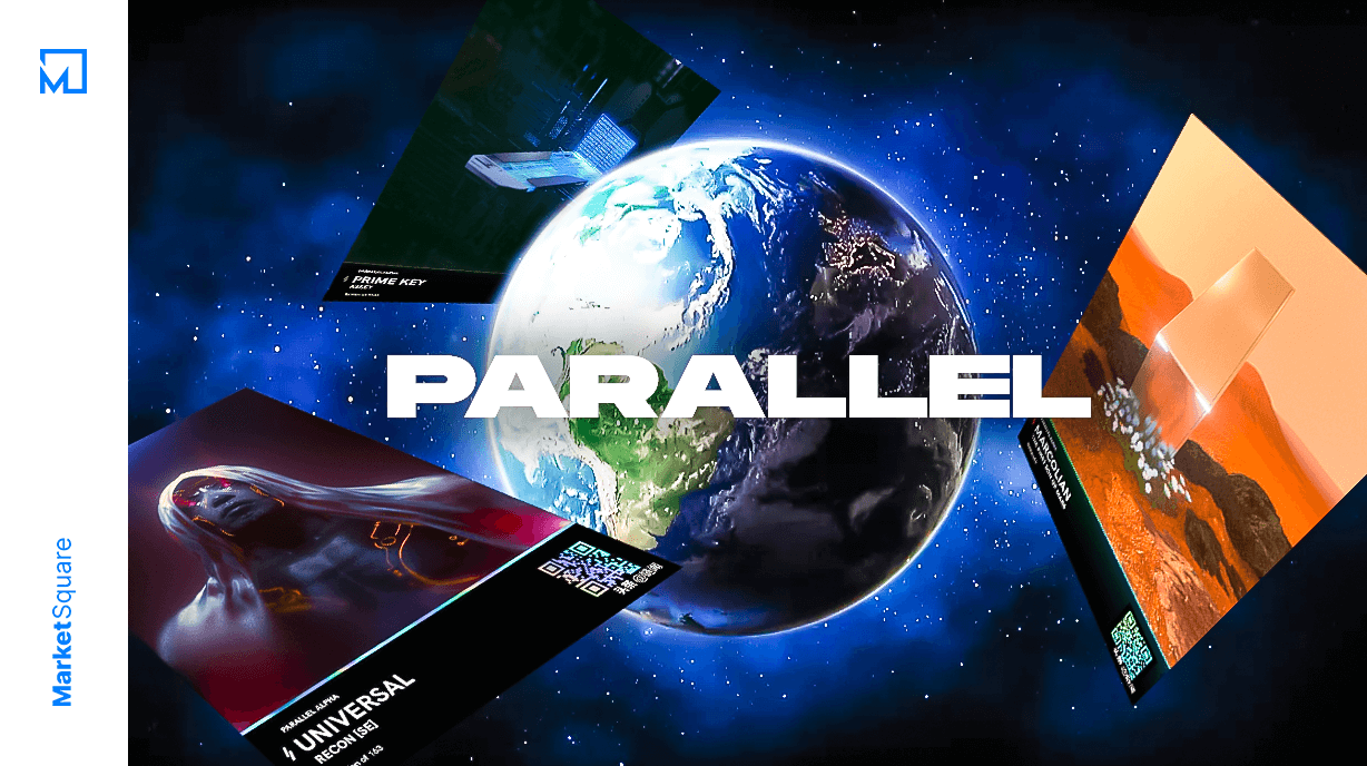 Discovery of the Day - Parallel Banner