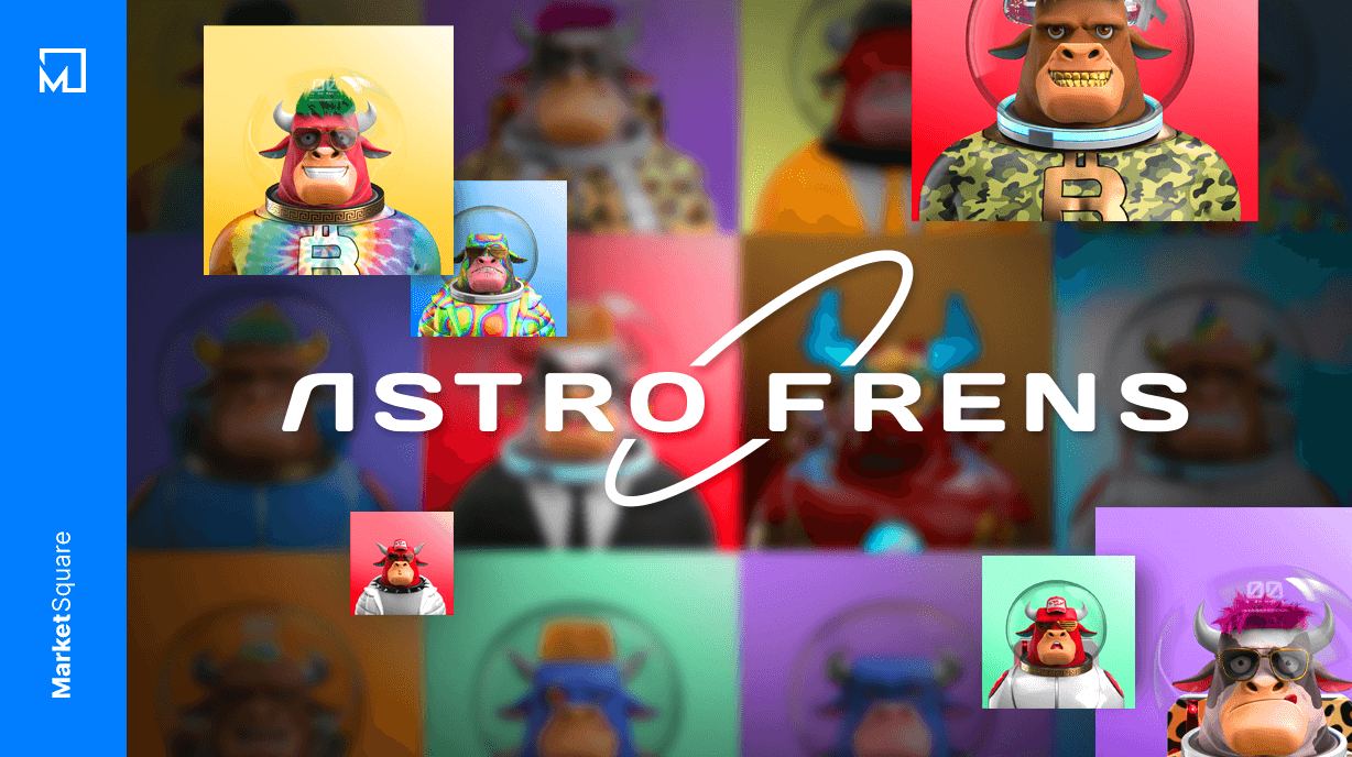 Discovery of the Day - Astro Frens Banner