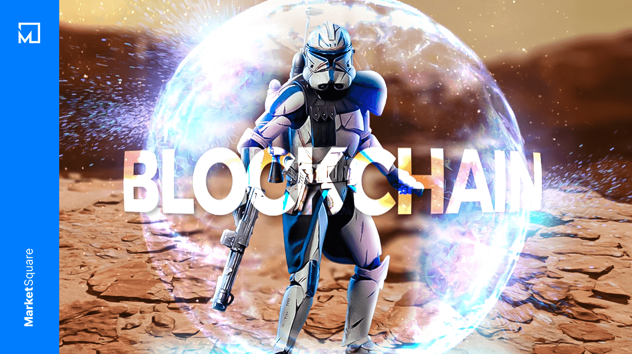 Blockchain: Bane of the Cheaters Banner
