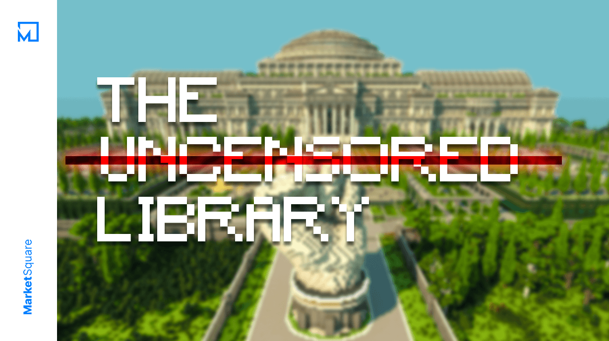 The Uncensored Library and the Fight for Truth Banner